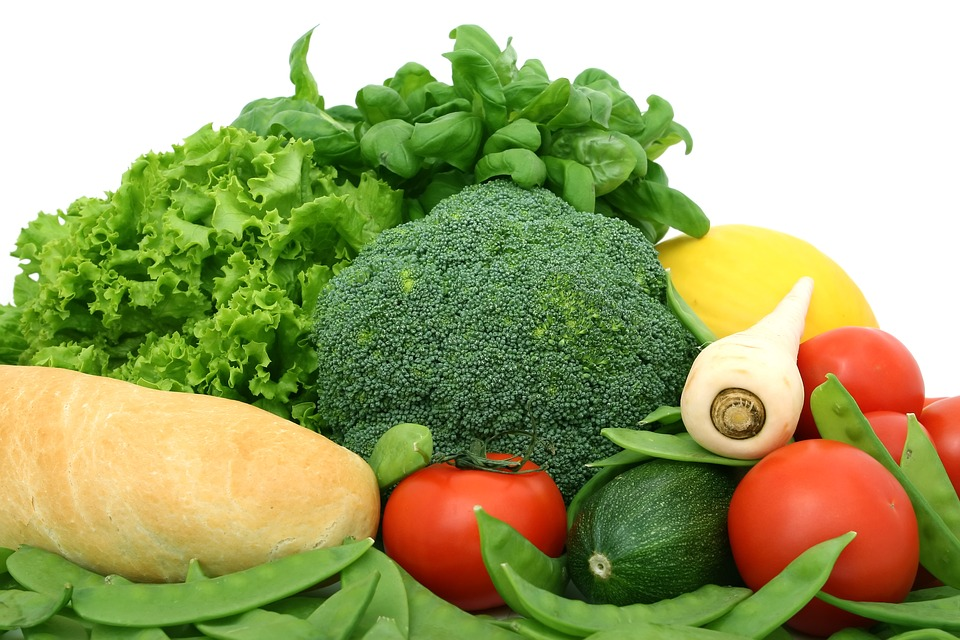 Kopec zeleniny