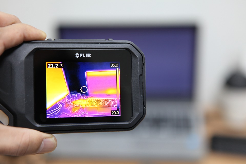 termovizní kamera